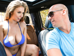 Lena Paul & Sean Lawless in Big Tits Skinny Dip - BigNaturals