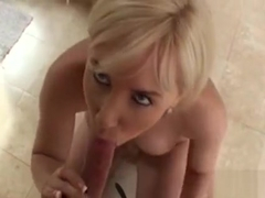 Perky Legal Age Teenager Bounces On A Dick
