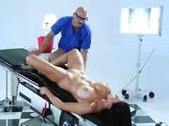 Audrey Bitoni gets banged by Johnny Sins