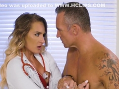 Cali Carter In Boss Bitches Episode 2