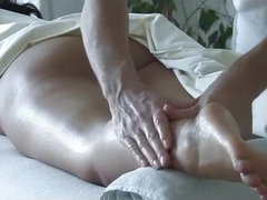 Danica Collins Hot sexual massage