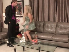 Aspen Ora,Madelyn Monroe in Corruption of A Babysitter, Scene 4 - Wicked