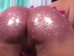 Fetching breasty Molly Cavalli in passionate masturbation porn video