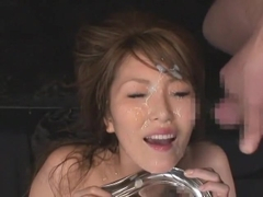 Fabulous Japanese model Ruru Anoa in Best Cumshot, POV JAV scene