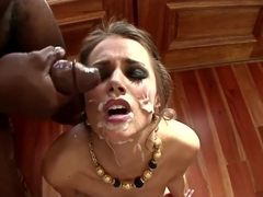 Young girl sex slave