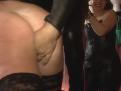 El Turry & Anna & Lady Patricia in A Lesson To Learn By The Submissive Girl - KINK