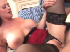 Sexy Big Tit Milf Loves Young Dick With Abby Rode