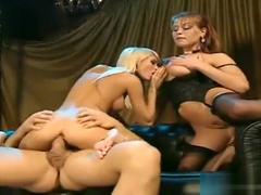 Brigitta Bui and Krystal Deboor take turns giving head and even do some