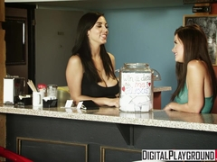 Digital Playground - Jelena Jensen Raven Alexis film themselves