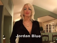 Amazing pornstar Jordan Blue in fabulous big tits, facial porn scene