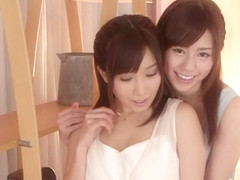 Crazy Japanese whores Minami Kojima, Rina Rukawa in Best JAV censored Swallow, Hairy movie