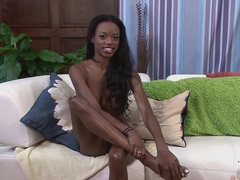 Exotic pornstar Tiffany Tailor in Amazing Solo Girl, Black and Ebony porn scene