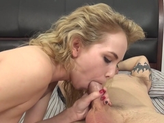 Fabulous pornstars Mark Zane, Angel Smalls in Horny Creampie, Blonde xxx scene