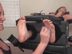 Katie Cummings Tickle Torture