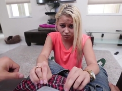 Blonde Sweety Marsha May Gets Slammed
