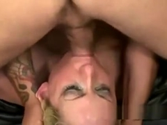 Kasey Grant Nose Plugged Face Fucking
