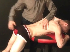TJ Wood & Jeff Sterne & Alexi Morgan & Chase  in SpankThis Live With TJ Wood - SpankThis