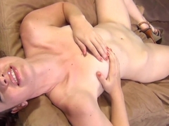 Horny pornstar Veronica Radke in best blowjob, facial sex scene
