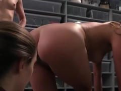 Pornstar porn video featuring Angel Long, Henessy and Samantha Bentley
