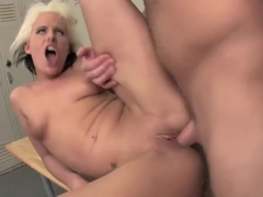 Angel Couture Gets Fucked By Her Coach