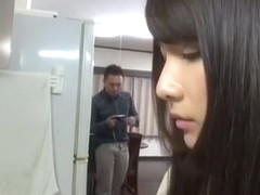 Exotic Japanese whore Rui Saotome, Akari Hoshino in Best Doggy Style JAV video