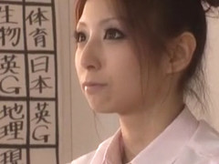 Best Japanese chick Hina Akiyoshi in Fabulous Cumshots, Secretary JAV movie