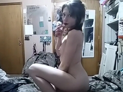 Full nude petite rebel angel smoking cigarette kiss *important msg 4 fans*