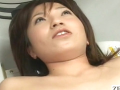 Subtitled ENF CMNF Japanese medical pubic hair exam