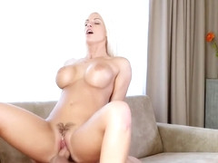 Blanche Bradburry is a super hot blonde who likes to fuck and often cheats on her partner