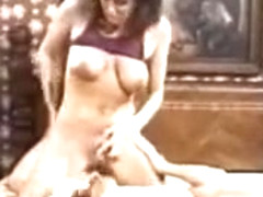 "Debi Diamond's First Lesbian Experience Wirh Rachel Ryan (""Naughty 90s"")"