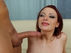 Jessica Robbin Facial And Smile Cumpilation