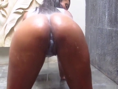 Choke Me.. Slap Me.. Fuck ME.. Hardcore Sex with tinder date in shower
