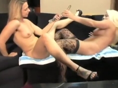 Amazing pornstars Brianna Beach and Summer Haze in crazy lesbian, amateur adult clip