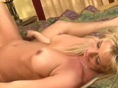 Phyllisha Anne is delighted to taste a cock and bounce on it
