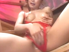 Incredible Japanese model Suzuka Ishikawa in Crazy Masturbation, Lingerie JAV video