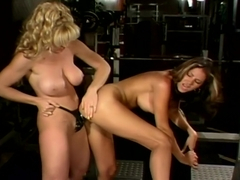 Kelsey And Anita Cannibal Workout