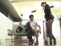 Japan Stewardess training 4