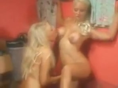 Stacy Burke and Caily Taylor - Bikini a Go-Go
