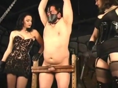 CBT - Bruised Cock and Balls