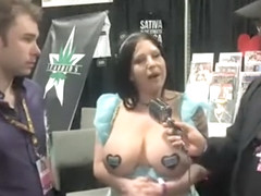 sheridan Love XXX with Michael Nagy Exxxotica Expo 2018
