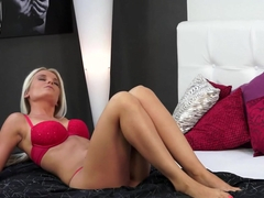 Exotic pornstar Jessie Jazz in Incredible Solo Girl, Babes sex movie