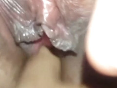 PRECUM DROPS RUBBING ON CLIT | PUSSY SUCKED COCK DROPS