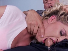 Incredible pornstar Sienna Day in Best Facial, Big Ass adult video