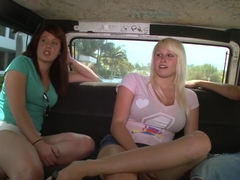 Victoria Adams in This is why we love the bangbus!!