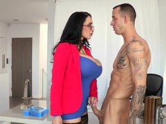 Incredible pornstar Chris Strokes in Hottest Brunette, MILF adult video