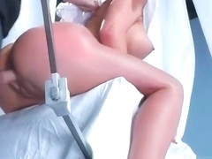 Patient (Cherie Deville) And Doctor In Hardcore Sex Scene video-12