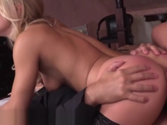 DPFanatics Nikky Thorne's Holes get Double Stuffed