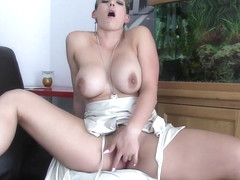 HannahBrooks Bukkake Fantasy  in private premium video