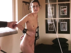 Best adult video Hogtied hot uncut