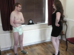 Diaper Wank Humiliation